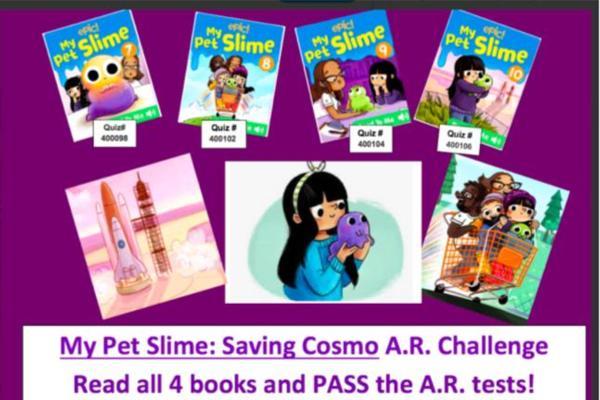 My pet slime books